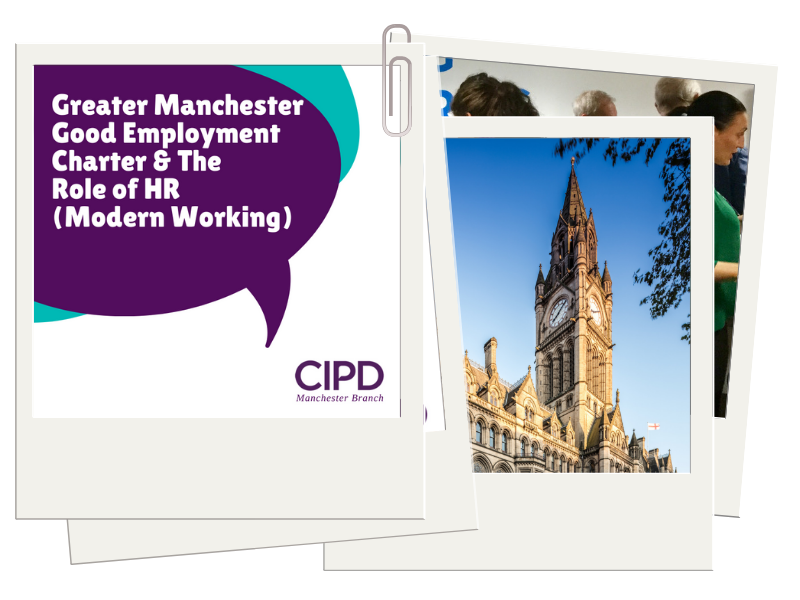 Greater Manchester Good Employer Charter & The Role of HR |Resources
