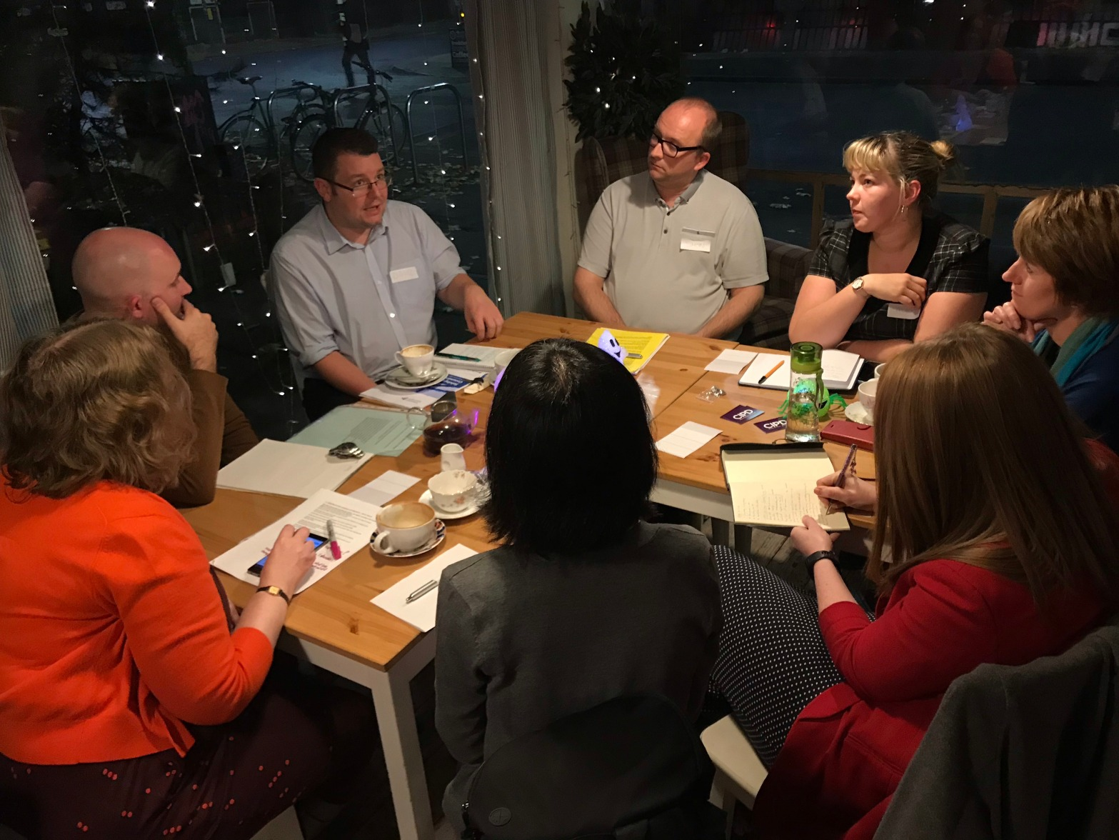 Compliance Training Cake Camp | CIPD Manchester