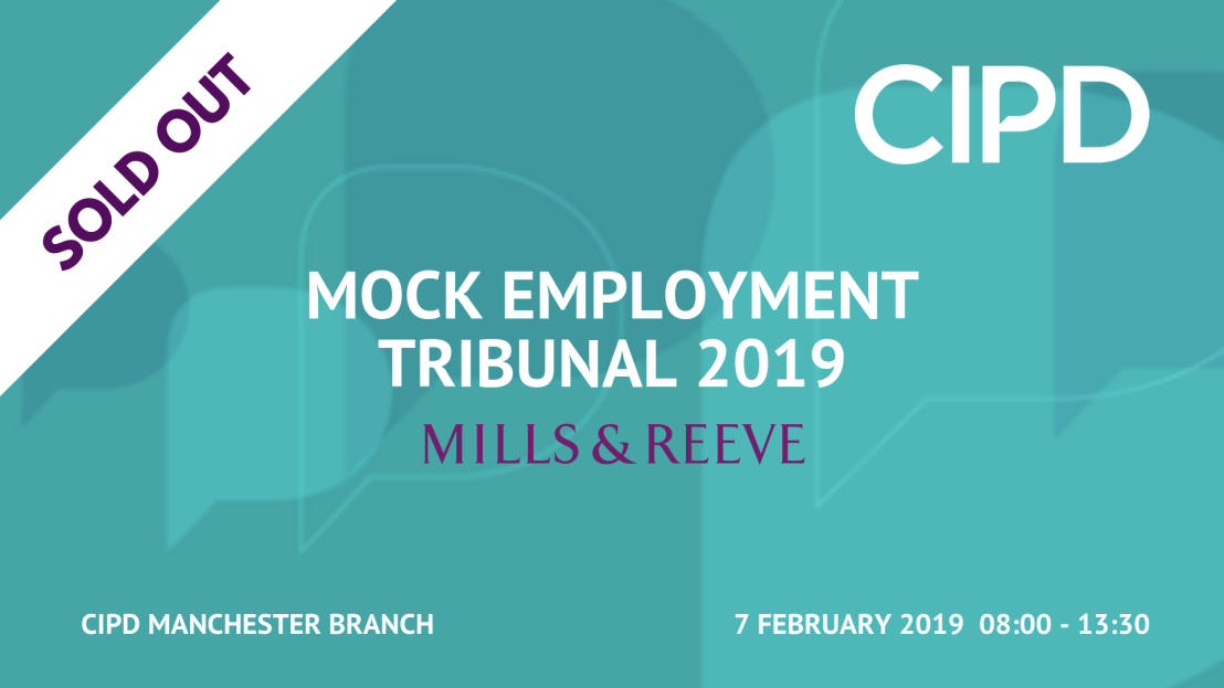 Mock Employment Tribunal CIPD Mills & Reeve