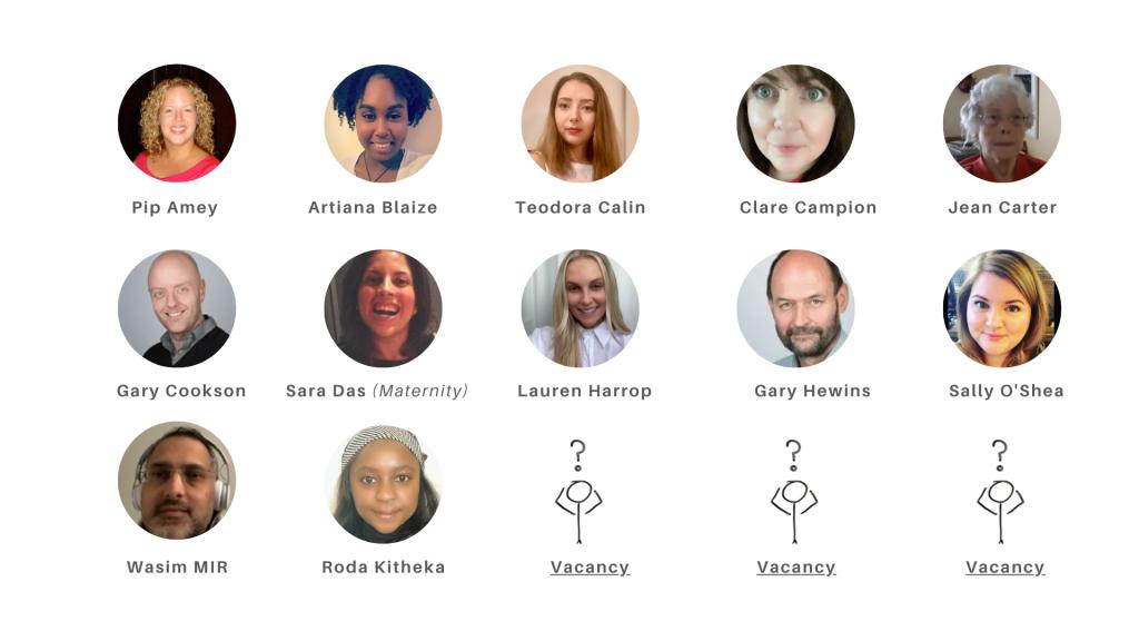 Committee Members July 2021-June 2022