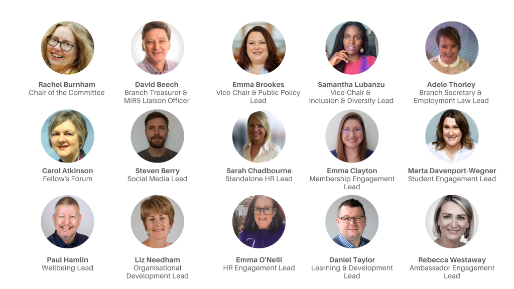 2021 CIPD Manchester Branch Committee